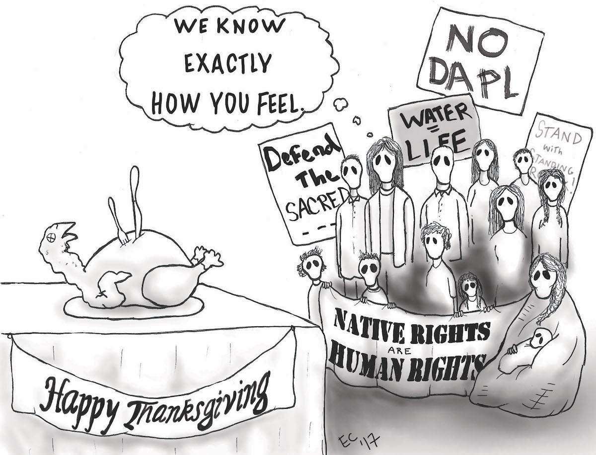 Sheeptoast: Thanksgiving