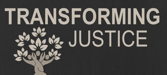 Transforming Justice column logo