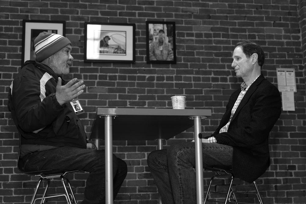 Ron Wyden and Dennis Chavez