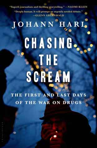 Johann Hari book cover