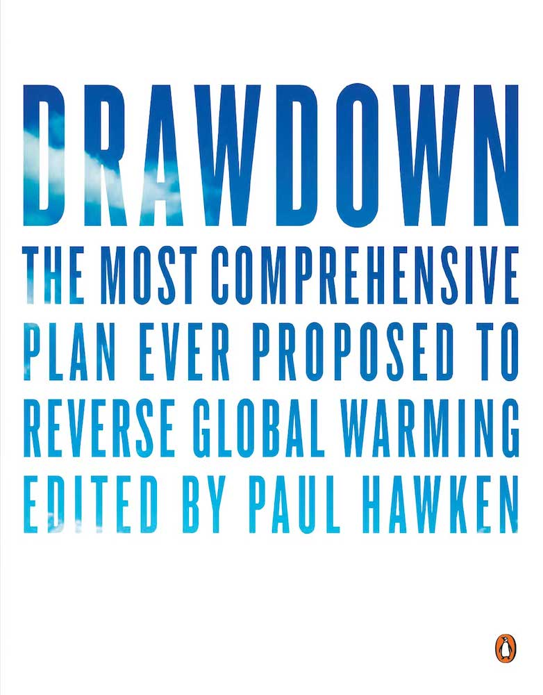 """Drawdown"" book cover"