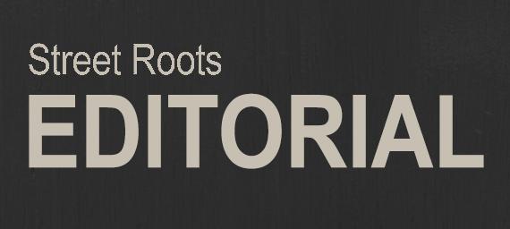 Street Roots editorial logo