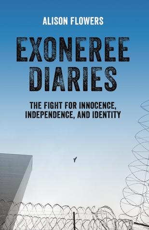 """Exoneree Diaries"" book cover"
