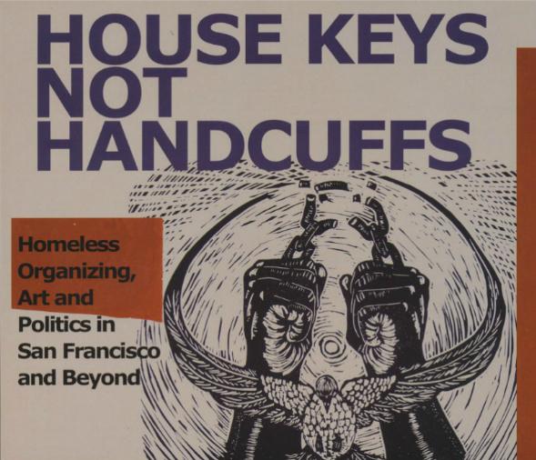 House Keys Not Handcuffs by Paul Boden