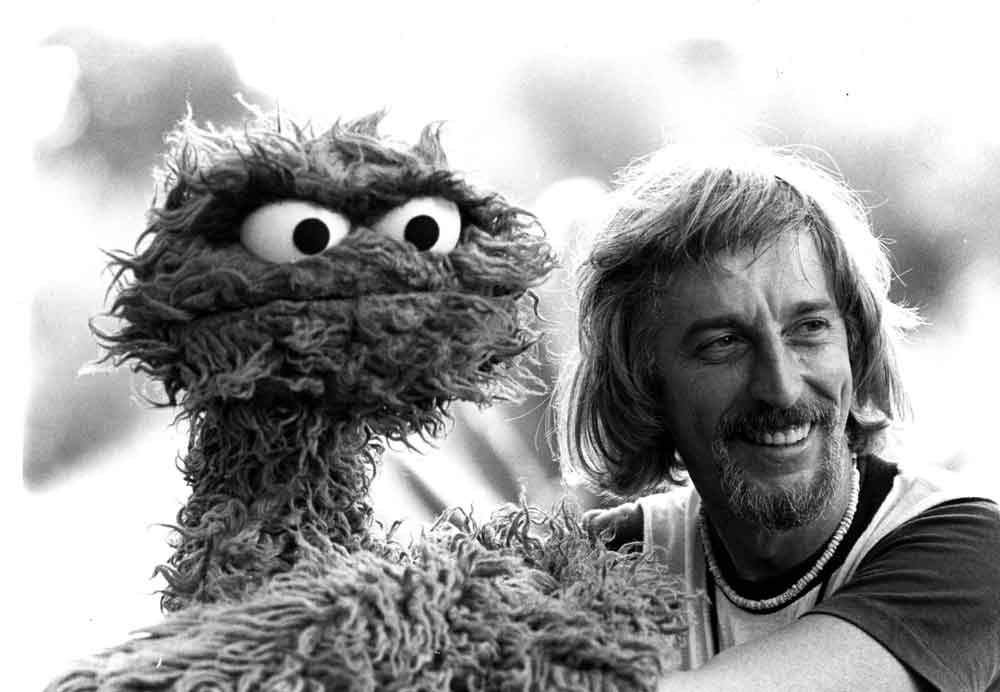 "Puppeteer Caroll Spinney has played Big Bird and Oscar the Grouch since Sesame Street hit U.S. screens in 1969. His extraordinary career is documented in the new film ""I am Big Bird."""