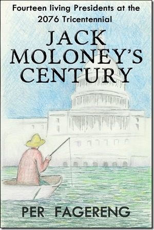 """Jack Moloney's Century"" cover"