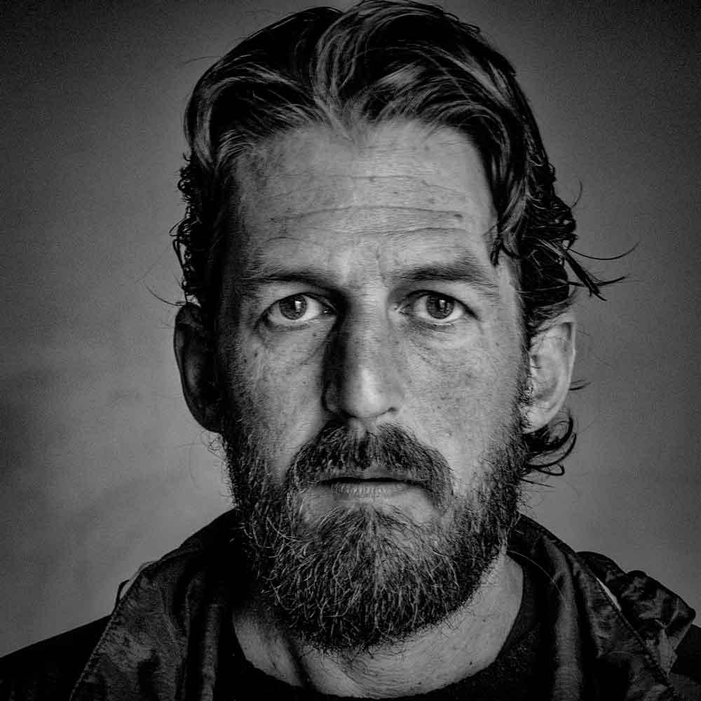 Matt Black portrait