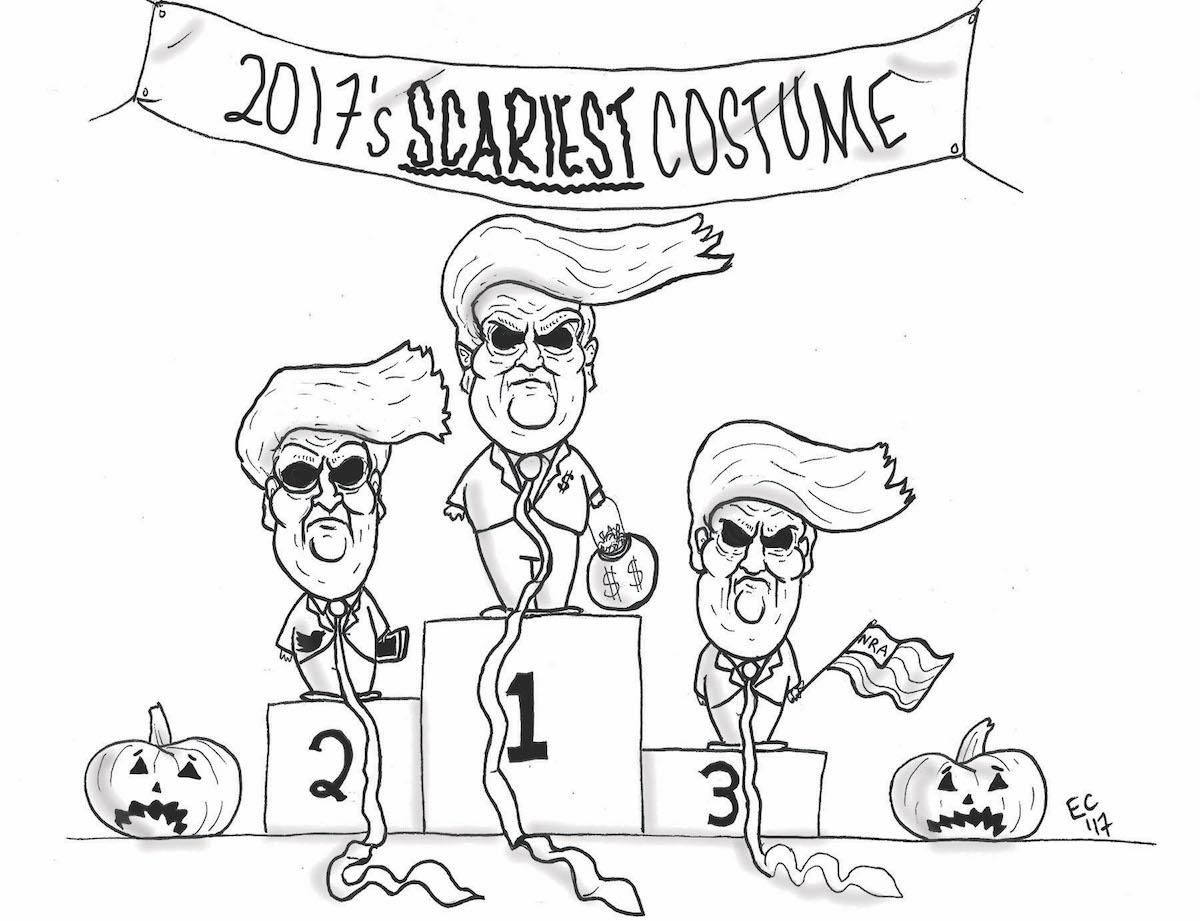 Sheeptoast: Scariest Costume