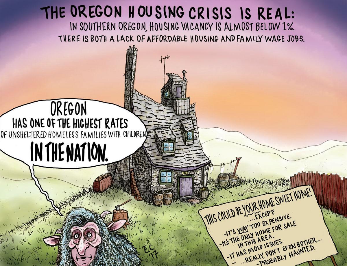 Sheeptoast: Housing Crisis