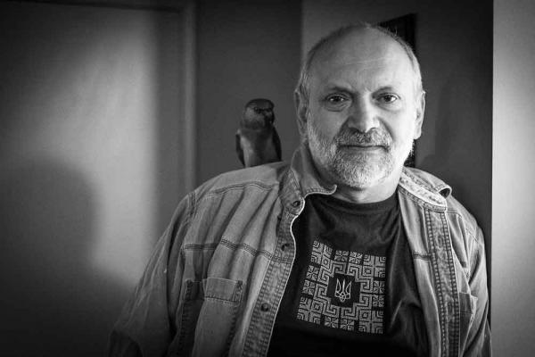 Mikhail Mitkov-Baklanovsky Ukraine Ukrainian Army aid packages Portland Slavic Community Joe Glode