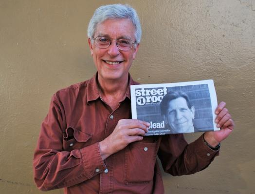 Street Roots vendor Mark