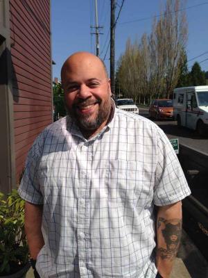 Portland writer David F. Walker