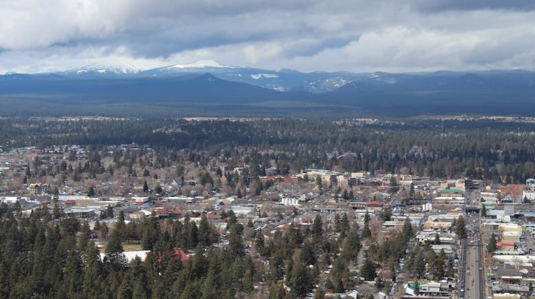 As Central Oregon S Population Spikes So Does Its Housing Crisis