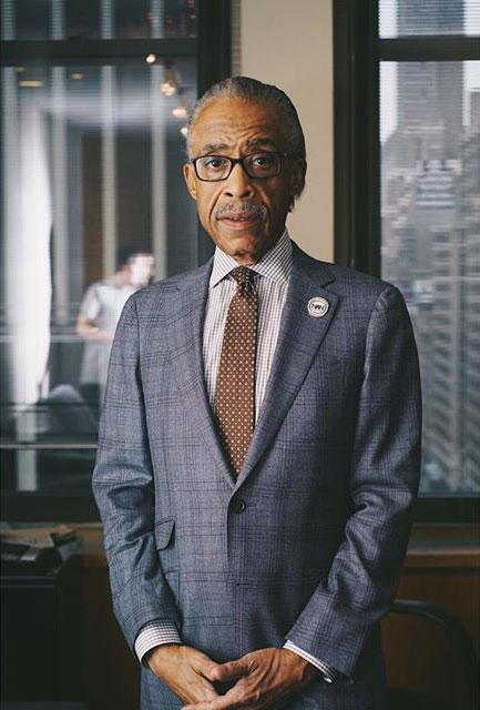 Al Sharpton: 'We are not going backwards' | Street Roots