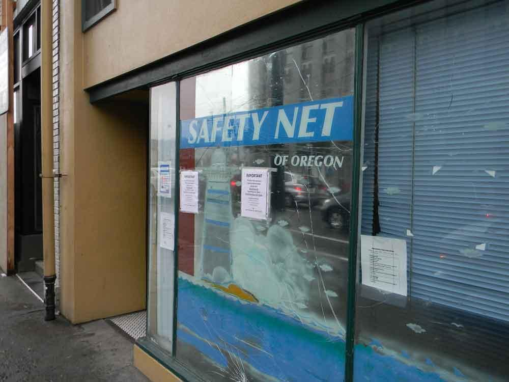 When the safety net breaks, Portland's most vulnerable are left to