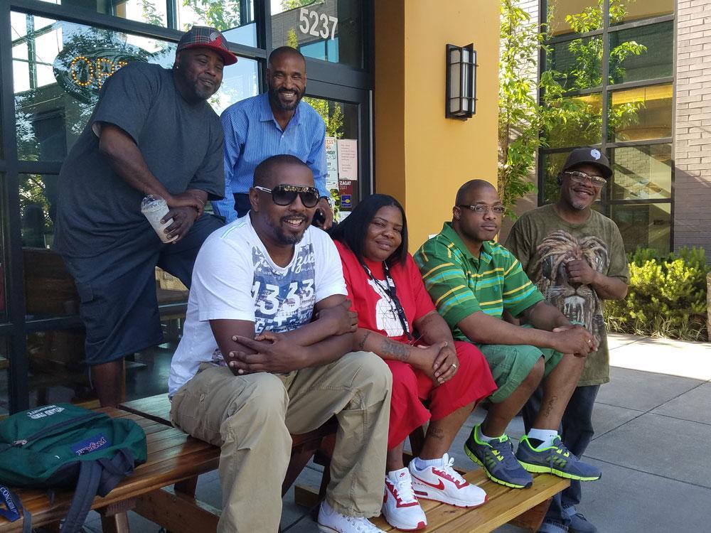 Former Bloods, Crips unite in effort to rebuild Portland's