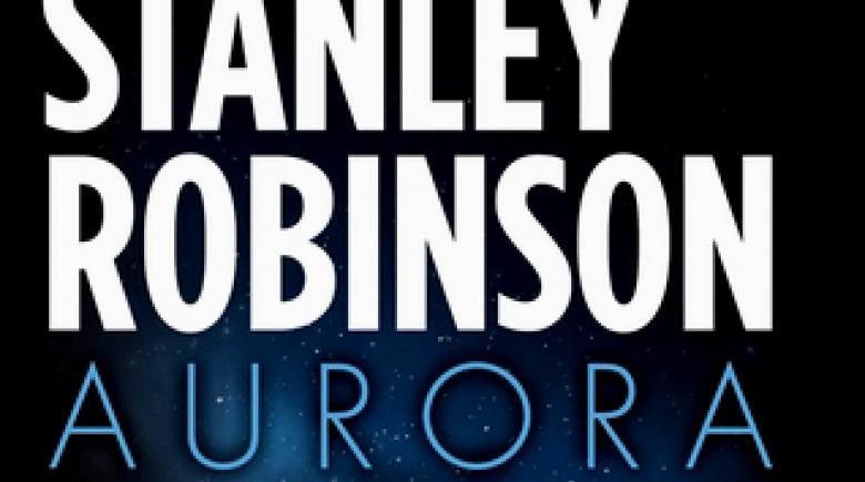 """Aurora"" book cover"