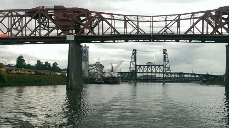 Willamette River Superfund site