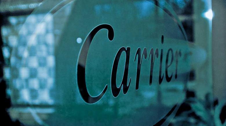 Carrier company logo