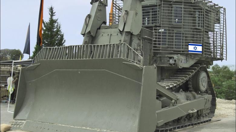 D9 Caterpillar bulldozer