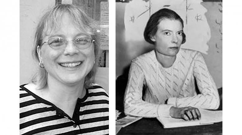 Genny Nelson and Dorothy Day