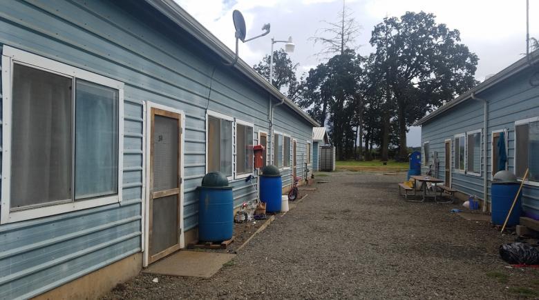 E&S Farms farmworker housing
