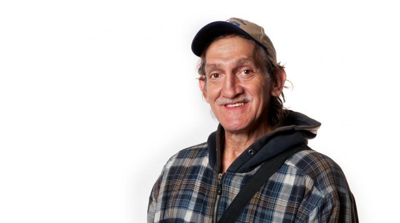 Street Roots vendor Harry