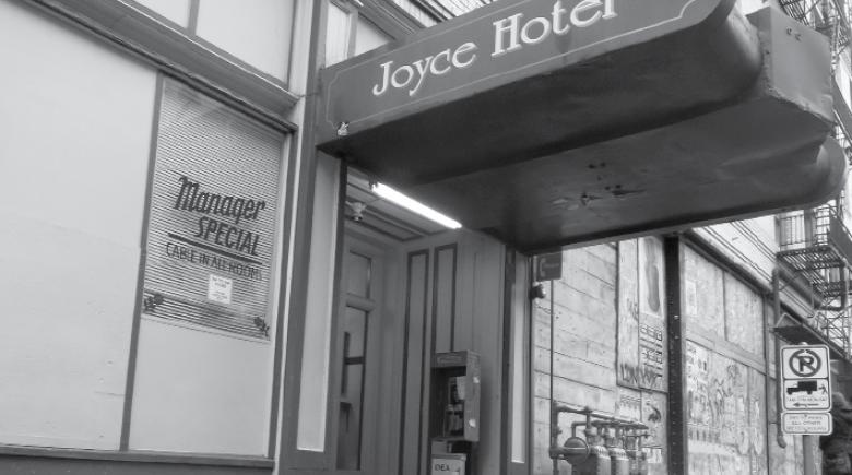Joyce Hotel in Portland