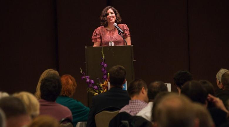 Marissa Madrigal speaks