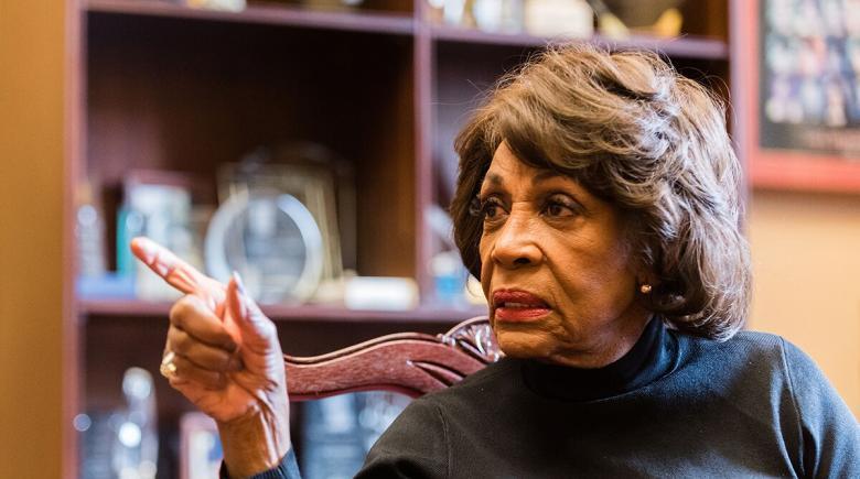 U.S. Rep. Maxine Waters (D-Calif.)