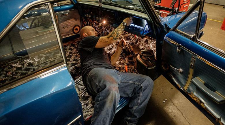 OSP automotive class