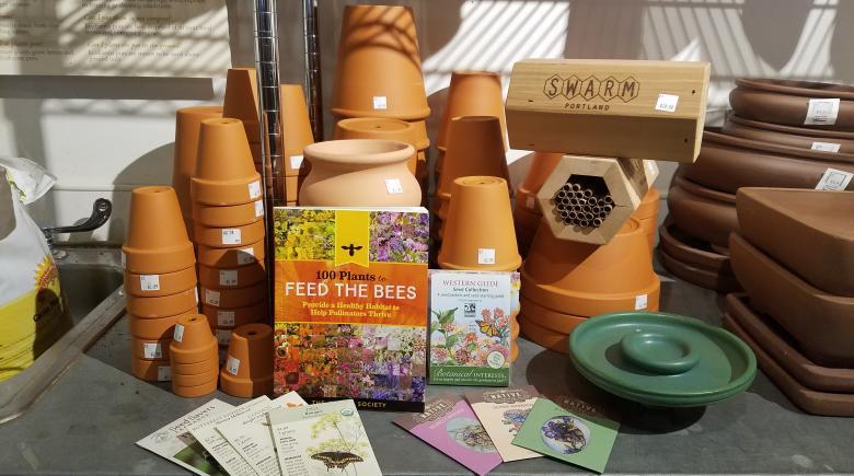 Garden Fever pollinator garden supplies