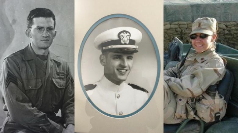 Portland Veteran's Project veterans