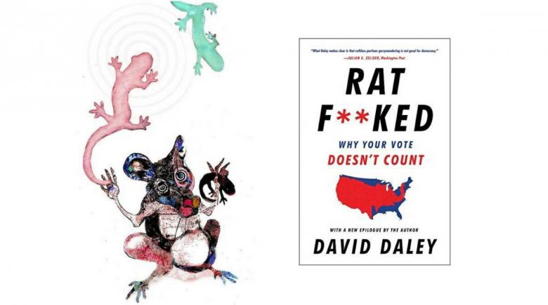 """Ratf**ked"" cover and illustration"