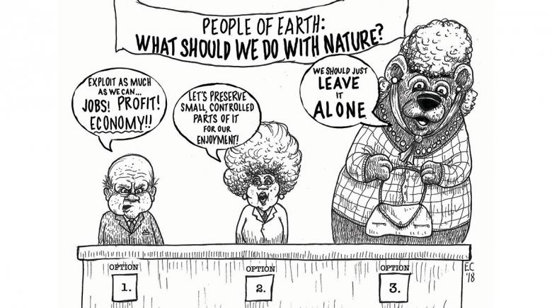 Sheeptoast editorial cartoon: May 25, 2018