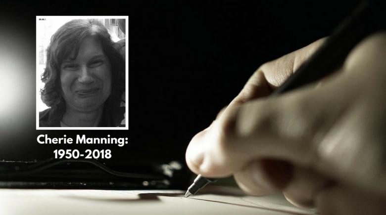 Cherie Manning: 1950-2018
