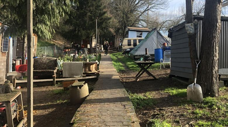 Hazelnut Grove tiny houses