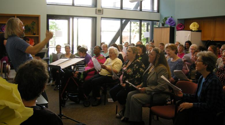 Maybelle Community Singers