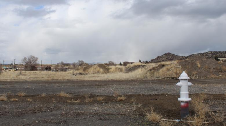 Empty lot in Prineville