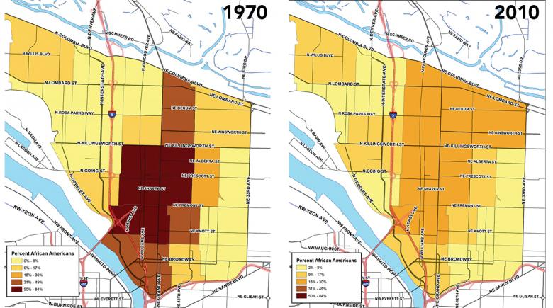 Census maps