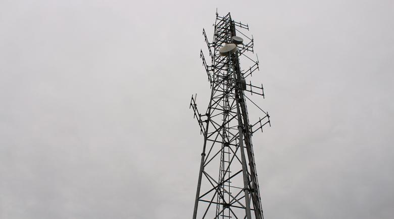 Portland Bureau of Emergency Communications tower