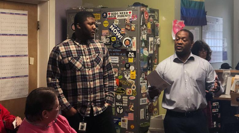Street Roots expungement clinic