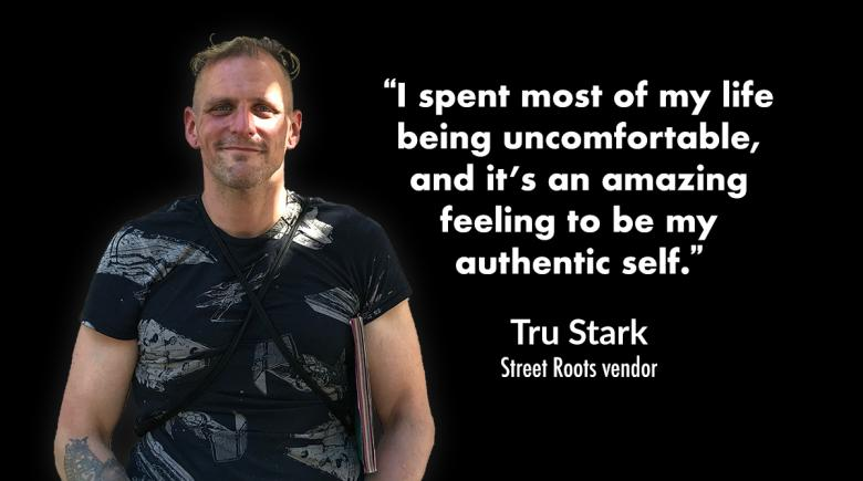 Tru Stark photo and quote from her vendor profile