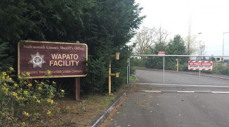 Wapato jail