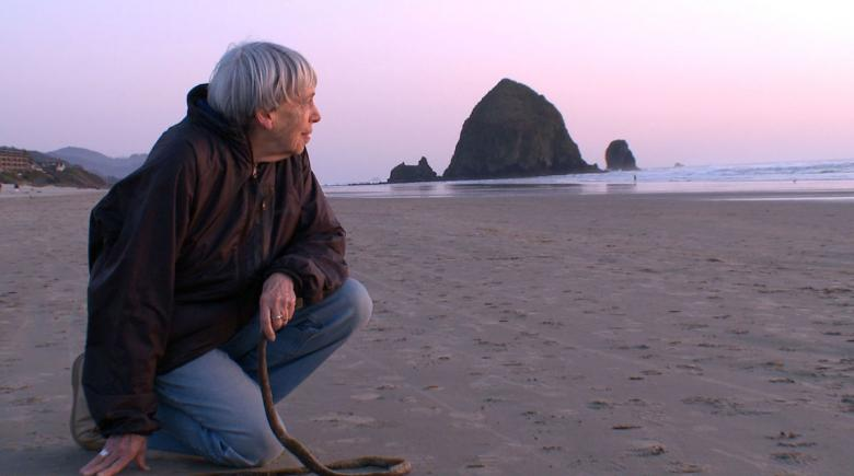 """The Worlds of Ursula K. Le Guin"" movie still"