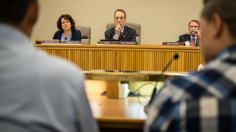 Oregon Senate Workforce Committee