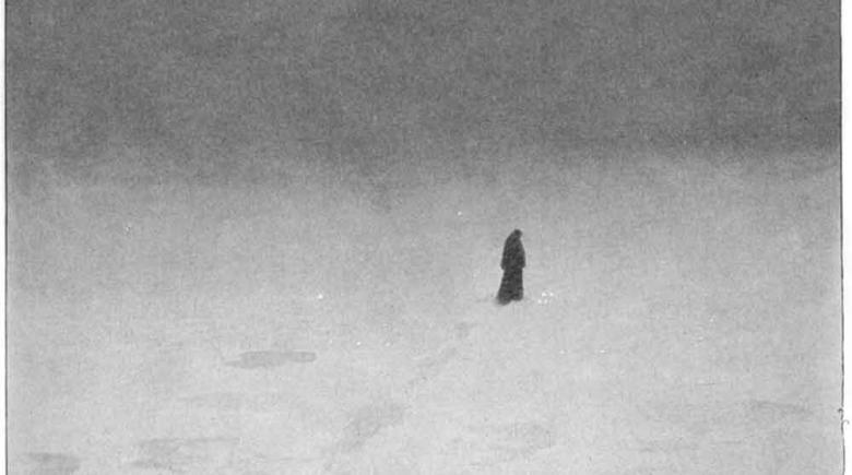 Sorgen – Grief, by Theodor Kittelsen