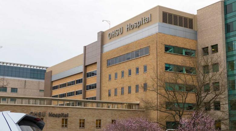 Photo of OHSU Hospital