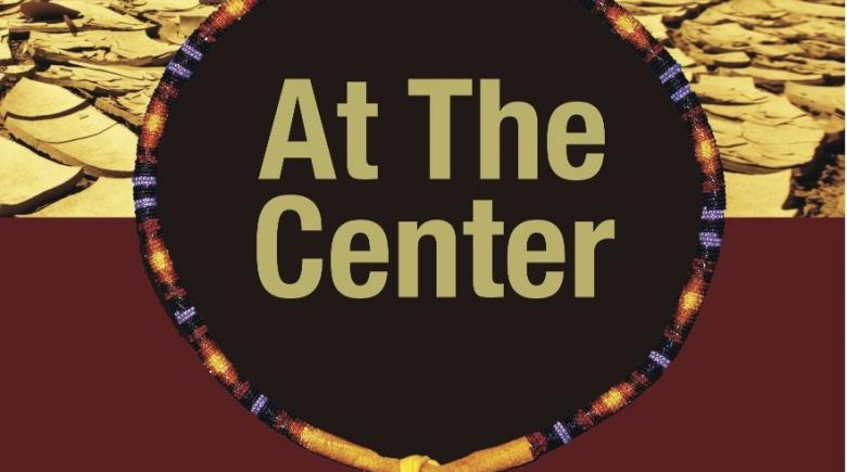 """""""At the Center"""" book cover"""