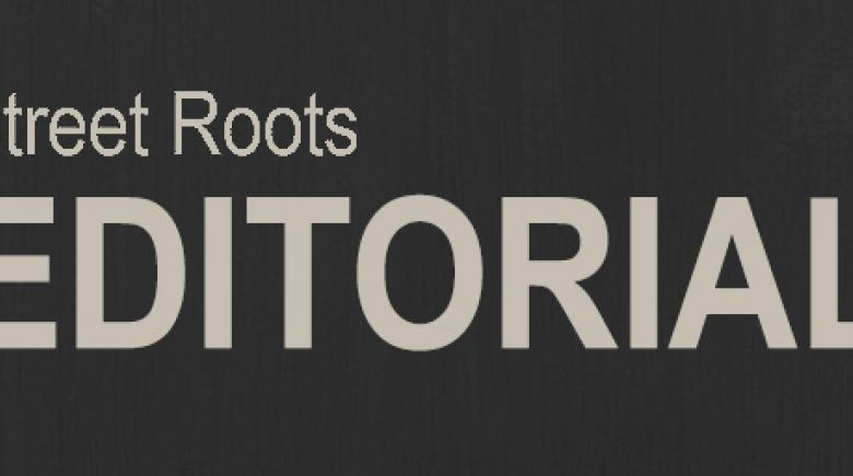 Street Roots editorial logo